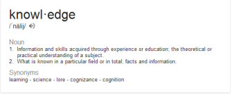 Google's Definition