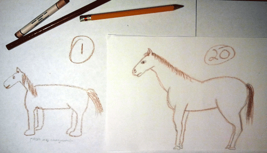 final-horse
